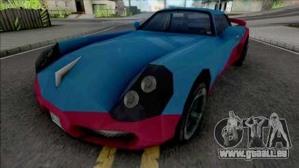 Yakuza Stinger GTA LCS pour GTA San Andreas