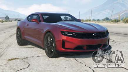 Chevrolet Camaro RS 1LE 2019〡add-on pour GTA 5