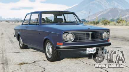 Volvo 142 1970〡add-on pour GTA 5
