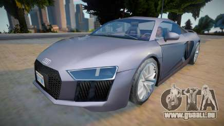 Audi R8 - Improved pour GTA San Andreas