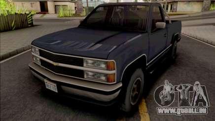 Chevrolet Silverado 2001 Improved für GTA San Andreas