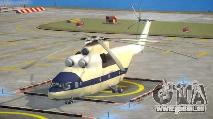 Mi-26 AN V1.0 für GTA 4