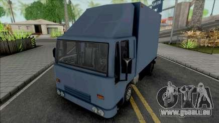 Ford Cargo 815 für GTA San Andreas