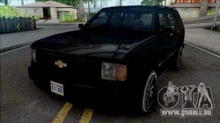 Chevrolet Blazer [BETA] pour GTA San Andreas