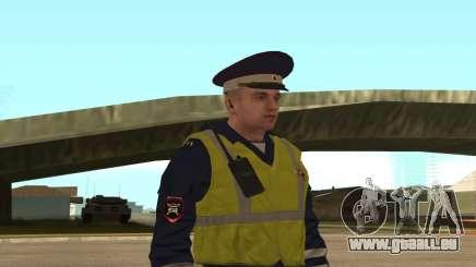 DPS Lieutenant pour GTA San Andreas