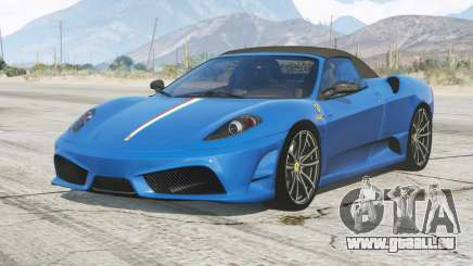 Ferrari Scuderia Spider 16M 2008〡add-on pour GTA 5