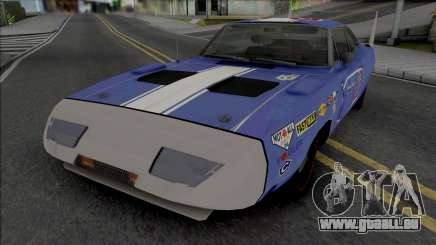Dodge Charger (L4D2 Jimmy Gigs Car) pour GTA San Andreas