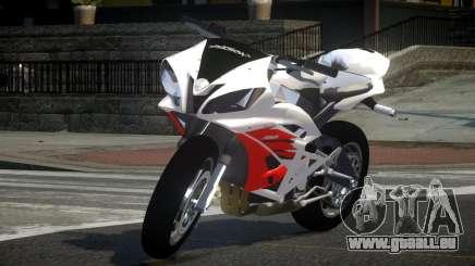 Yamaha R6 G-Style L3 pour GTA 4