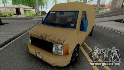 Ballot Van GTA LCS für GTA San Andreas