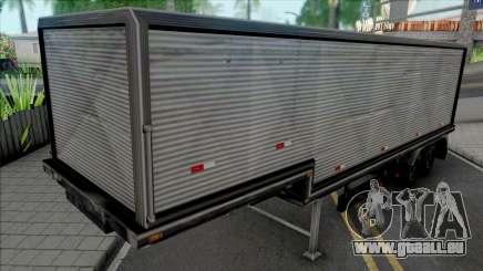 Semi-trailer v2 für GTA San Andreas