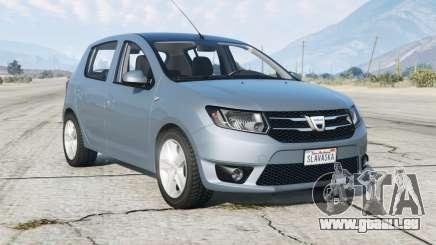 Dacia Sandero 2013 pour GTA 5