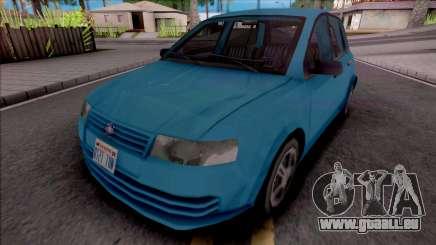 Fiat Stilo 2004 pour GTA San Andreas