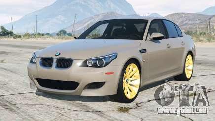 BMW M5 (E60) 2006〡add-on pour GTA 5