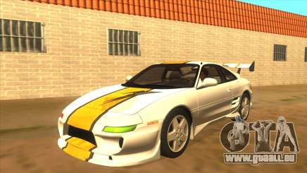 Toyota MR2 Tunabling pour GTA San Andreas