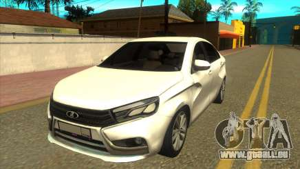 Lada Vesta RP pour GTA San Andreas