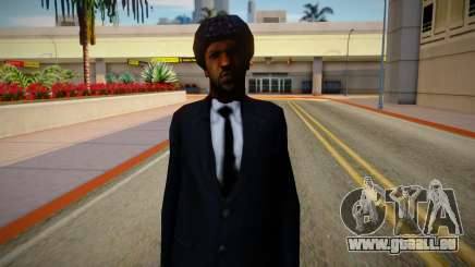 Sweet Johnson New Clothing Style & Hair pour GTA San Andreas