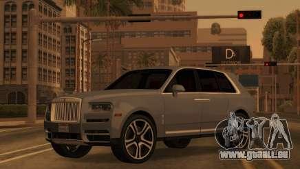 Rolls-Royce Cullinan 19 pour GTA San Andreas
