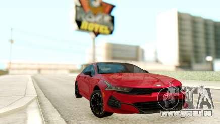 Kia K5 GT-Line 2020 pour GTA San Andreas
