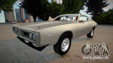 1971 Dodge Charger Super Bee Old pour GTA San Andreas