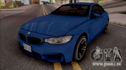 BMW M4 Improved v2 pour GTA San Andreas