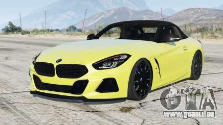 BMW Z4 M40i (G29) 2018〡add-on v1.1 pour GTA 5