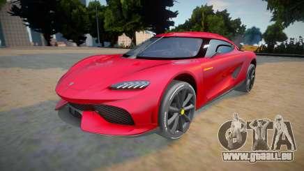 Koenigsegg Gemera für GTA San Andreas