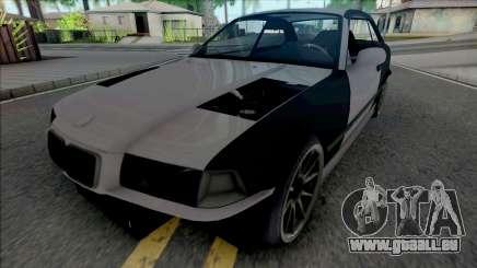 BMW 3-er E36 Missile pour GTA San Andreas