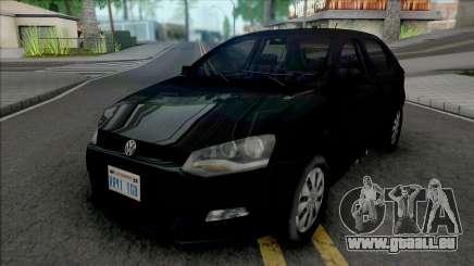 Volkswagen Gol G6 VehFuncs pour GTA San Andreas