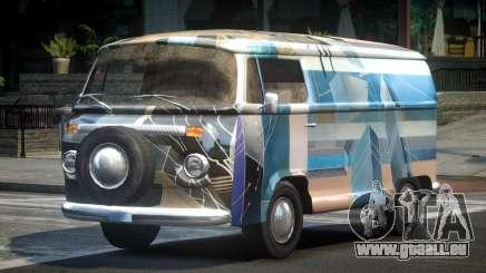 Volkswagen Transporter T2 70S L3 für GTA 4