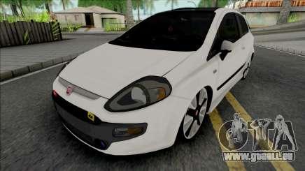 Fiat Punto Evo 2012 Sport für GTA San Andreas