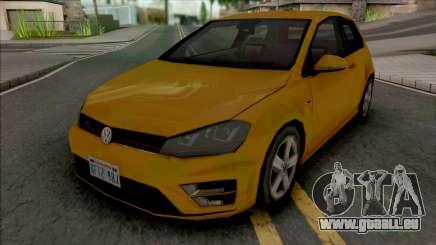 Volkswagen Golf GTI 2014 Improved v2 für GTA San Andreas
