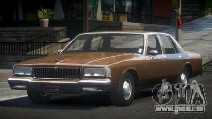 Chevrolet Caprice 80S für GTA 4