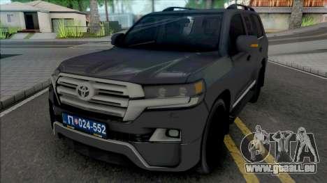 Toyota Land Cruiser V8 [IVF] pour GTA San Andreas