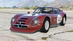 Alfa Romeo Giulia TZ2 (105) 1965〡add-on pour GTA 5