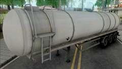 Chemical Cistern Trailer