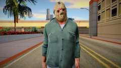 Jason Voorhees Part III pour GTA San Andreas