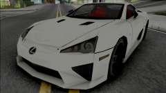 Lexus LFA 2011 SA Style [VehFuncs]