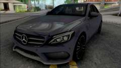 Mercedes-Benz C200 AMG W205 pour GTA San Andreas