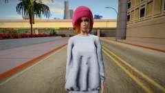 Marie Rose Casual (good skin) pour GTA San Andreas