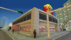 KFC Mod für GTA Vice City