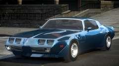 Pontiac Firebird 70S