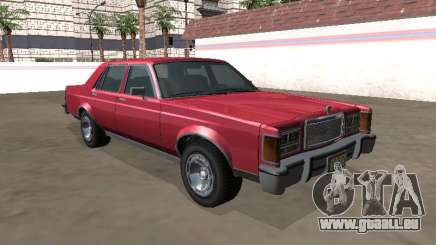 Marbella Star Advance (Voiture fictive) pour GTA San Andreas