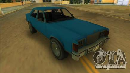 Willard Marbelle from GTA IV pour GTA Vice City
