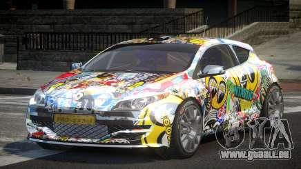 Renault Megane PSI-R PJ8 für GTA 4