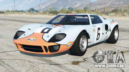 Ford GT40 (MkI) 1968〡add-on pour GTA 5
