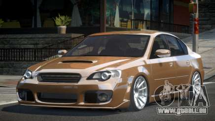 Subaru Legacy GS V1.1 pour GTA 4