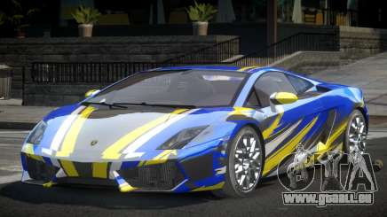 Lamborghini Gallardo Qz7 L2 pour GTA 4