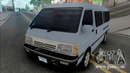 Toyota Old Shape Hiace [IVF] pour GTA San Andreas