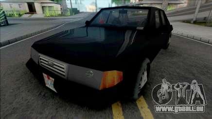 FBI Cruiser GTA LCS pour GTA San Andreas