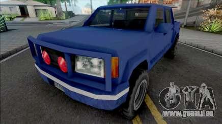 Cartel Cruiser GTA LCS für GTA San Andreas